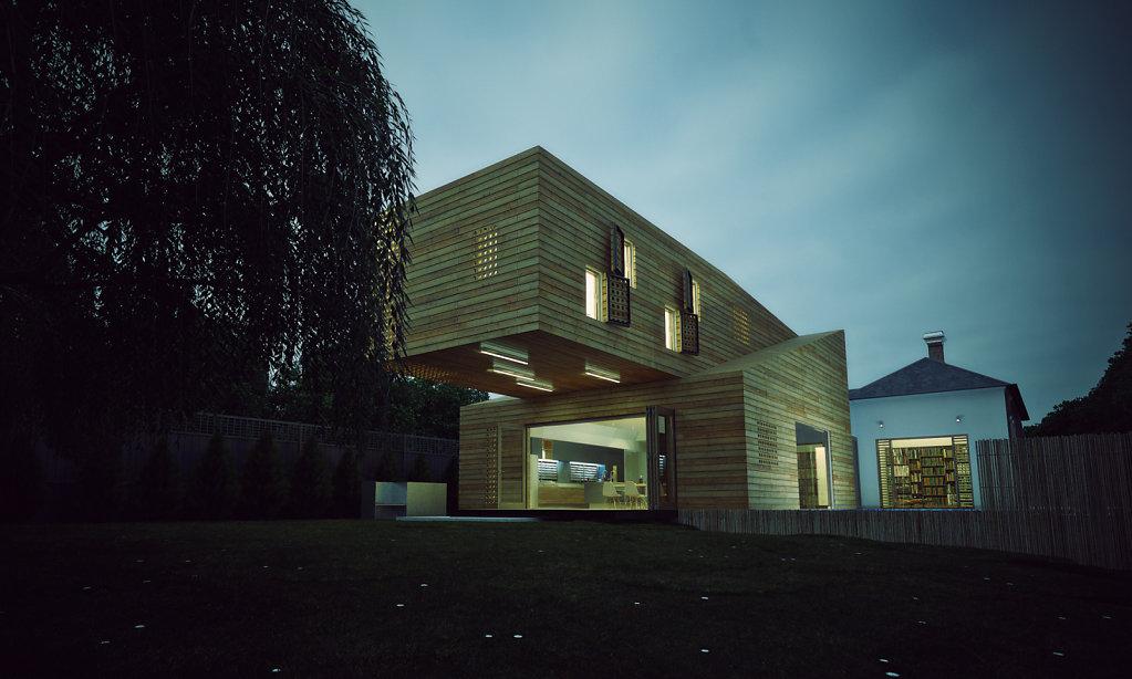 03 / Trojan House