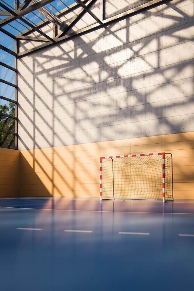 01 / Handball Enviroment